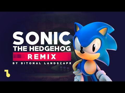 Sonic The Hedgehog - Green Hill Zone & Flying Battery Zone (Remix by Bitonal Landscape)