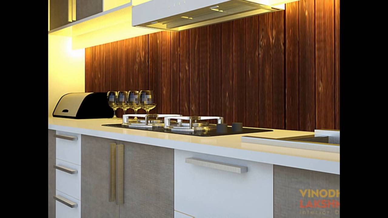 Indian Style Kitchen Design - YouTube