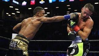 Errol Spence Chris Algieri Full fight Review ... Errol Spence KOs Chris Algieri by 5th round TKO
