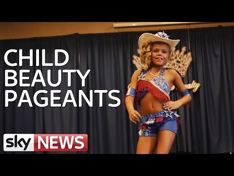 Inside The $5bn Industry Of Child Beauty Pageants