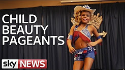 the negative effects of beauty pageants to children
