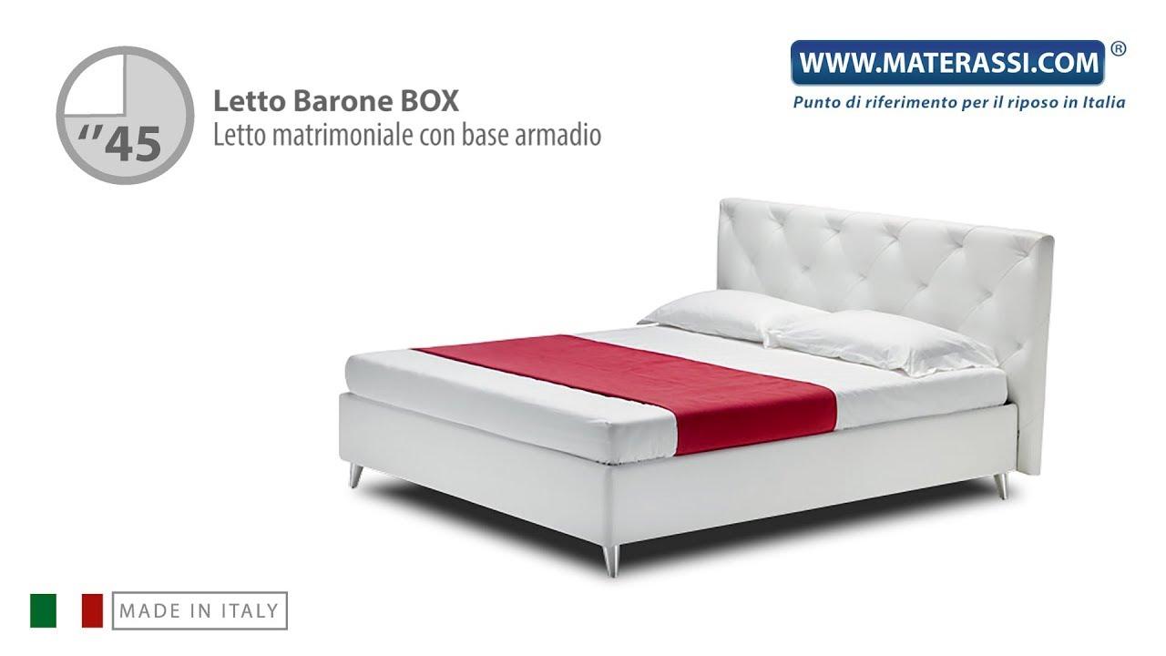 Come montare un letto matrimoniale con base armadio | Materassi.com ...