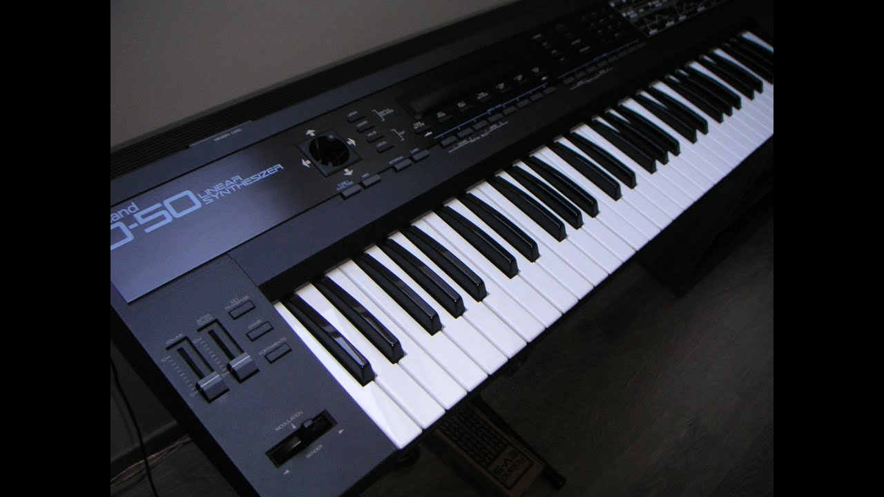 Roland D-50 - Gear Chat 02