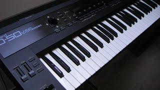 Roland D-50 - Gear Chat 02