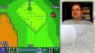 Mario Golf GBC Walkthrough Part 5: Beat The Clock