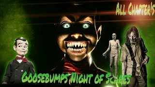 goosebumps night of scares all chapter s complete