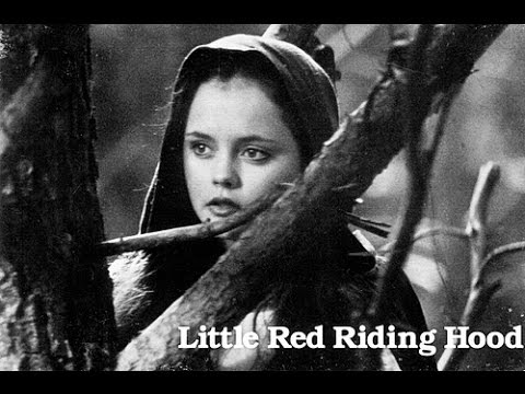 Christina Ricci In Little Red Riding Hood - Christina Ricci Em Chapeuzinho Vermelho