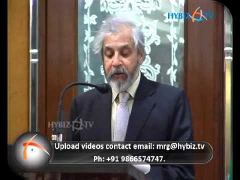 Madan Bhimrao Lokur, Chief Justice, High Court of Andhra Pradesh, Hyderabad - hybiz.tv