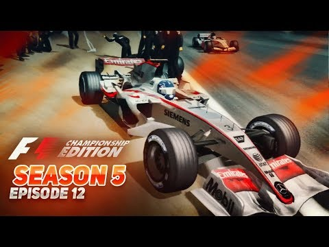 F1 2006 Career Mode S5 Part 12: DISASTER FOR ALONSO