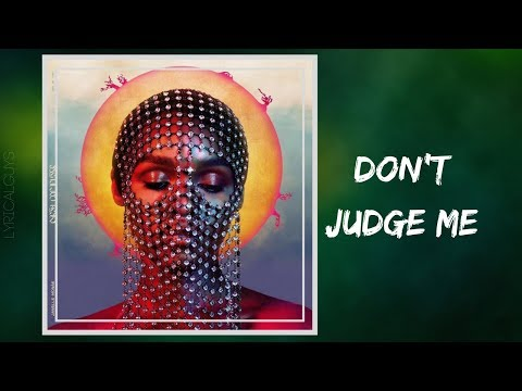 Janelle Monae - Don't Judge Me (Lyrics)