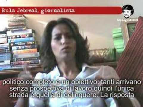 Interviste del blog beppegrillo.it: Rula Jebreal