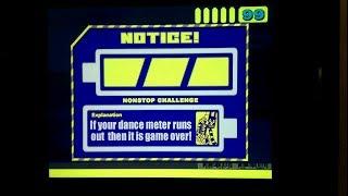 DDR MAX (PS2) - (Lesson Oni) / Oni Mode Course #1