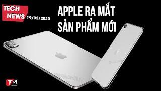 Cuối tháng 3 Apple ra mắt iPhone 9 và iPad Pro