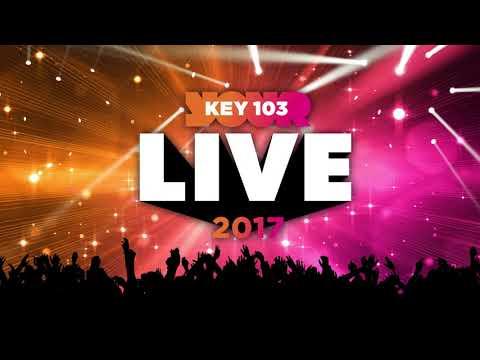 KEY 103 LIVE - Full line up revealed!