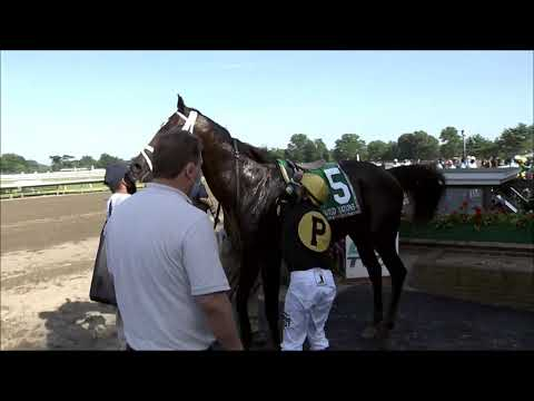 video thumbnail for MONMOUTH PARK 07-18-20 RACE 11 – THE UNITED NATIONS