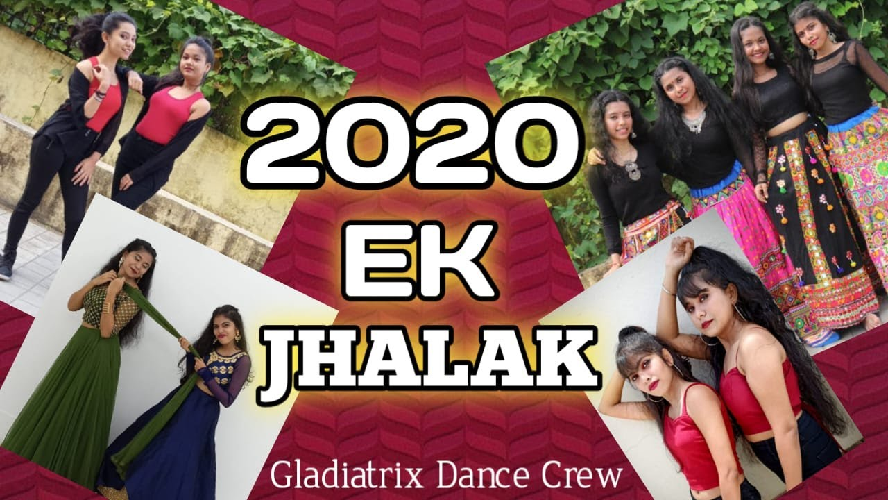 2020 EK JHALAK | DANCE VIDEO | GLADIATRIX DANCE CREW | DJ Dave NYC | Sunix Thakor