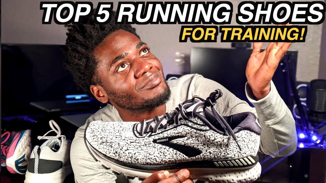 TOP 5 RUNNING SHOES of 2019   FOR ALL