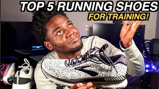 TOP 5 RUNNING SHOES of 2019 | …