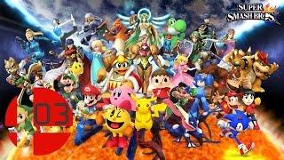 Let's Smash - Super Smash Bros Wii U - 03 : La solitude de Ganondorf