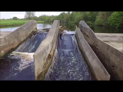 Broken scar Darlington water works from above DJI Phantom. from YouTube · Duration:  6 minutes 1 seconds
