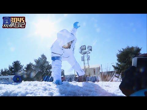[Vietsub] [Vương Tuấn Khải CUT] Nhật kí theo chân TFBOYS tập 11 - 03.03.16