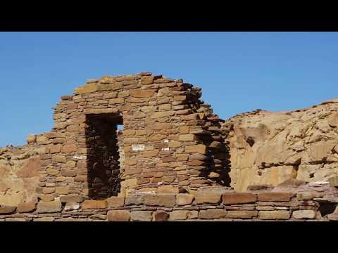 Chaco Canyon  highlights