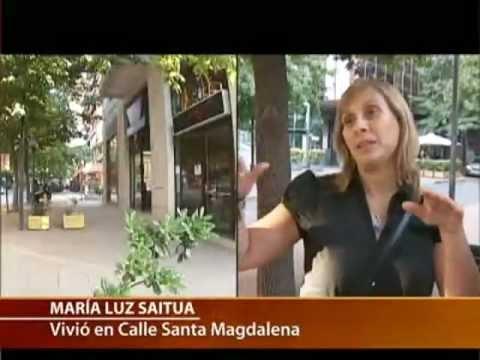 El ayer y el hoy del Barrio Suecia, Santiago - CANAL 13 2012