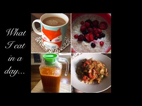 Slimming World | What I Eat In A Day | Day Seven