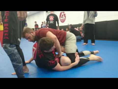 Lloyd vs George - Gracie Barra No Gi Submission Only fight