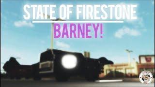 ROBLOX | Firestone SCSO Patrol #10 | BARNEY!