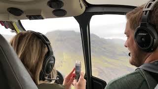 Reykjavik, Iceland Helicopter tour