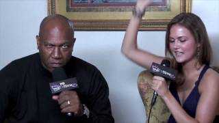 Tommy Tiny Lister , tiny lister, tommy lister, julie meise, Lean Like a Cholo Movie