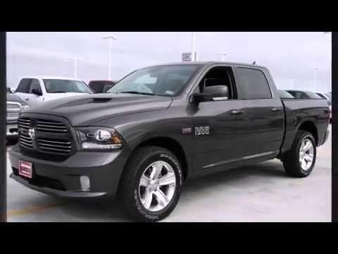 Allen Samuels Jeep >> 2015 Ram 1500 2WD Crew Cab Sport Dodge Dealer Near Corpus Christi. - YouTube
