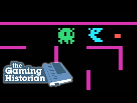 Atari Vs. Pac-Man Knockoffs | Gaming Historian