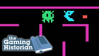 Atari vs. Pac-Man Knockoffs | Gaming Historian