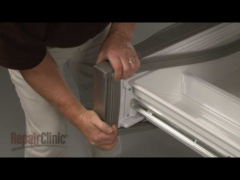 Refrigerator Drawer Gasket - Whirlpool Refrigerator
