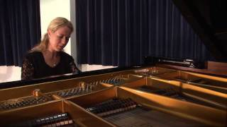 Anna Ivanova - Franz Liszt Consolation 4