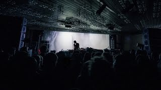 VESSEL – excerpt – live at Unsound Festival – 16.10.2014