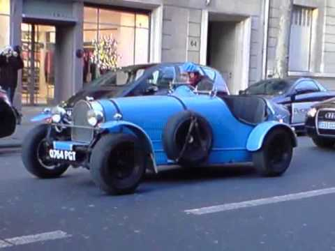 A Old Bugatti Youtube