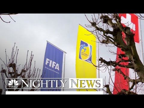 FIFA Reeling After 14 Defendants Face Corruption Charges | NBC Nightly News