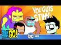 Teen Titans Go! | Backwards Titans | DC Kids