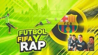 FUTBOL, FIFA Y RAP!! | CON BORJA MAYORAL, CHUTY Y DELANTERO09!! | CACHO01