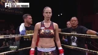 Lion Fight 31: Baars vs. Whitely - Fight Network Recap