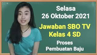 Download Kunci Jawaban Jawa Pos TV Selasa 26 Oktober 2021 Kelas 4 SD