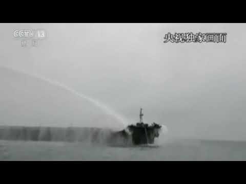 China oil tanker fire  Rescue crews wrestle to tame blaze; body of mariner found   ABC News Australi