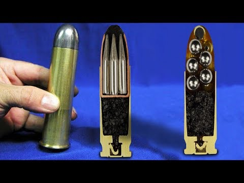 Most INSANE Bullets In The World!