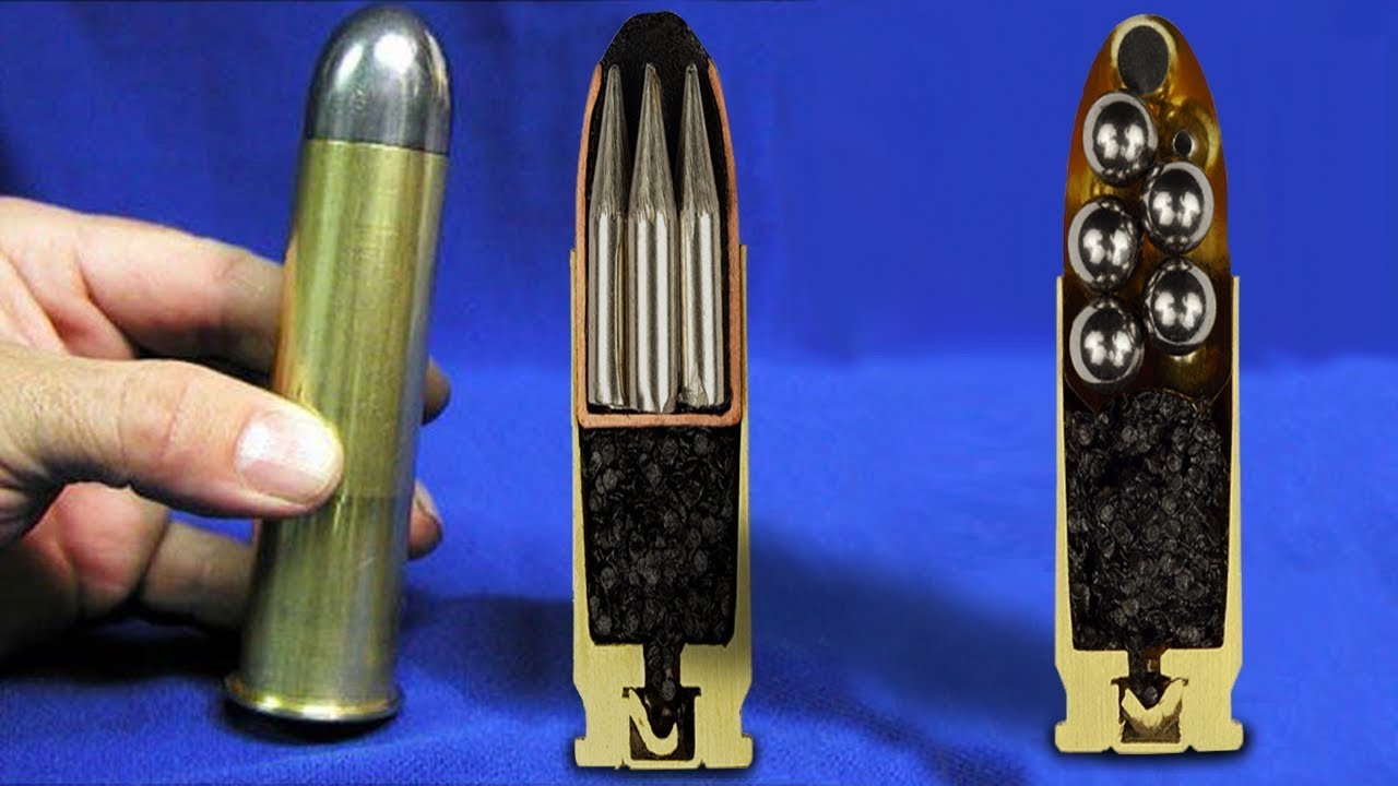 Most Insane Bullets In The World