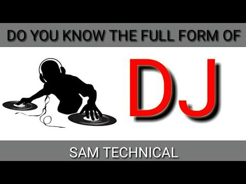 Full form dj Download Unlocked