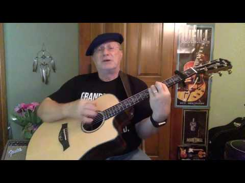 2116 -  Scotch and Soda -  Kingston Trio vocal & acoustic guitar cover & chords