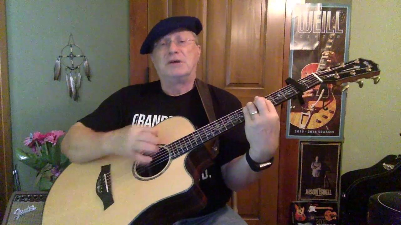 2116 Scotch And Soda Kingston Trio Vocal Acoustic Guitar Cover